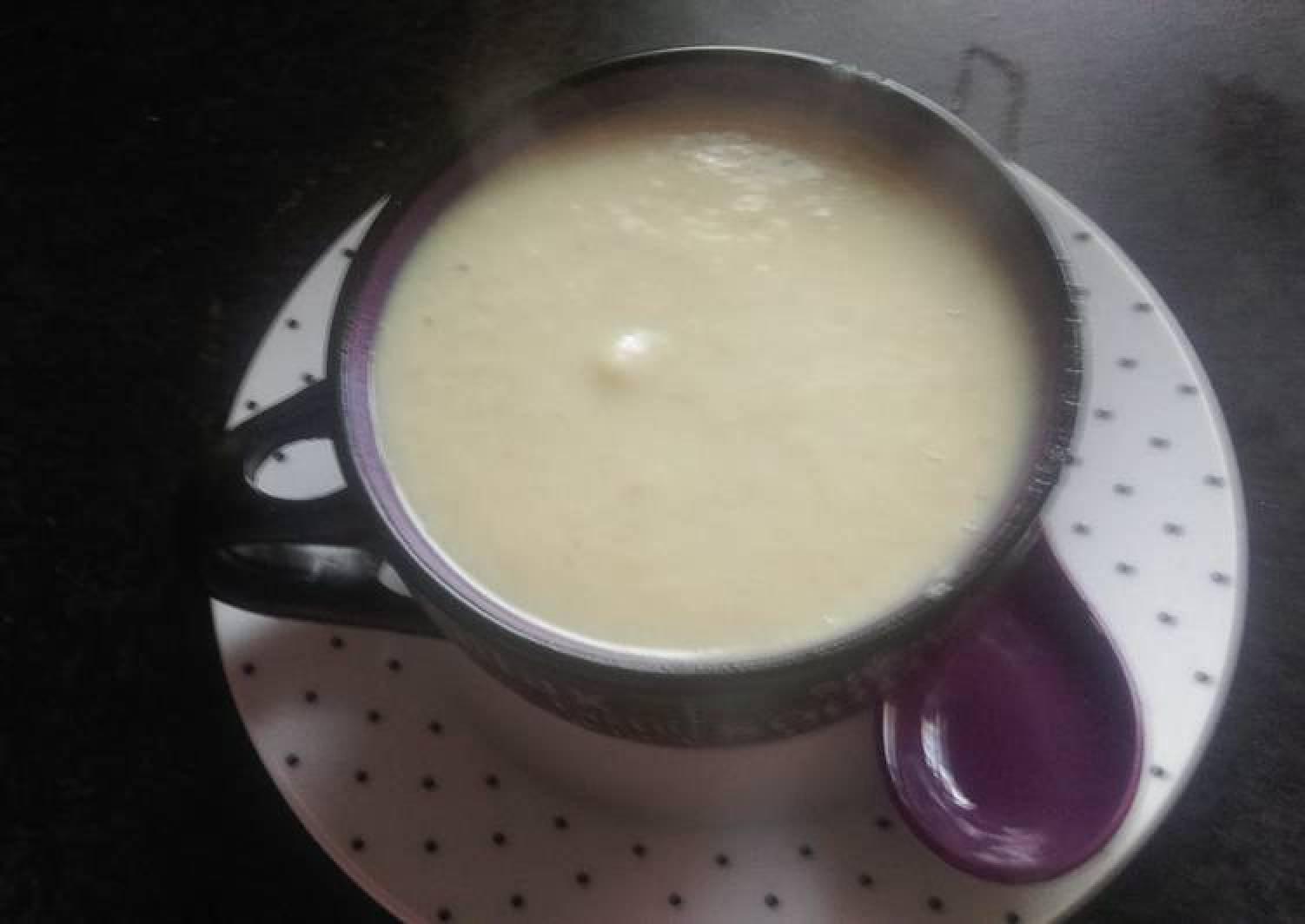 Mandys leek and potato soup