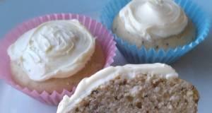 Vickys Lemon  Chia Seed Cupcakes GF DF EF SF NF