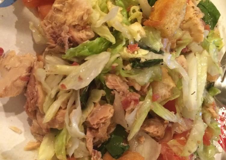Cool Salmon Salad