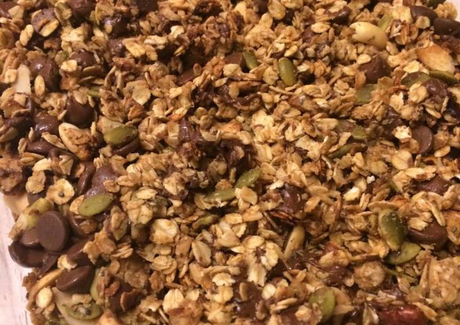 How To Prepare Jamie Oliver Chocolate Chip Granola The Cooking Spot