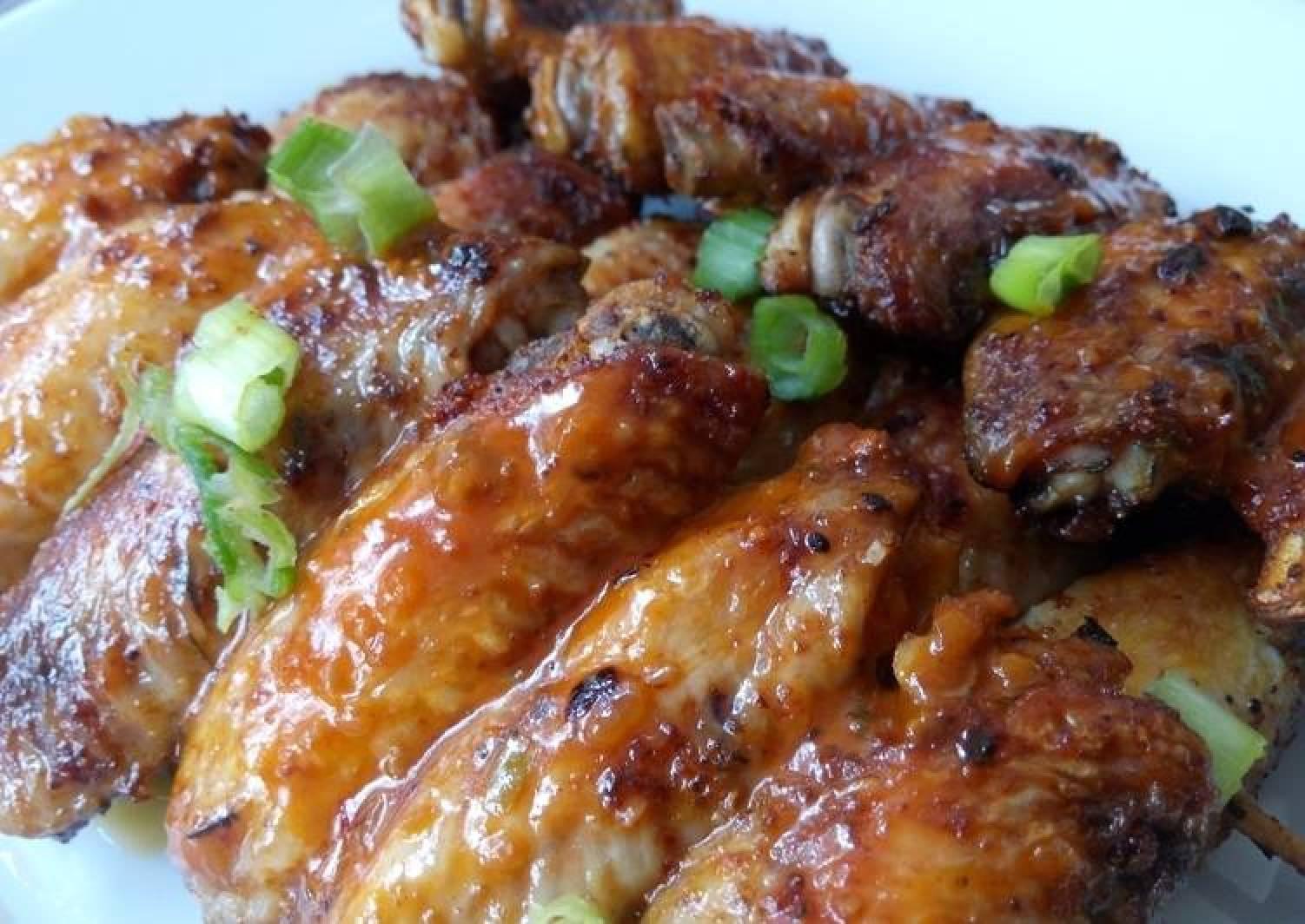 Portuguese Peri-peri chicken wings
