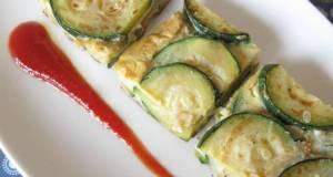 Spanish Recipe Zucchini Omelette