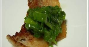 Green Onion Sauce For Yakiniku Grilled Meat