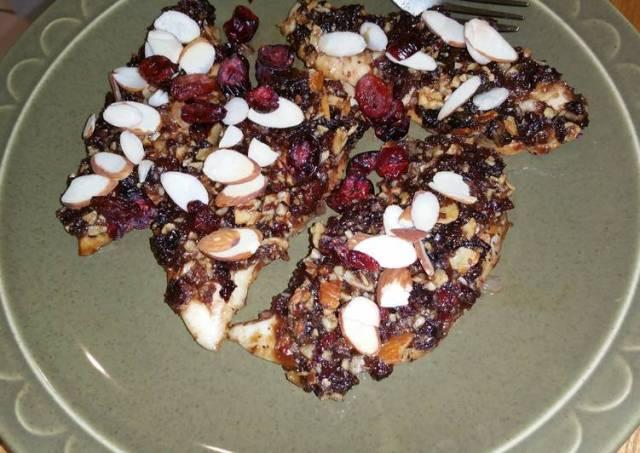 Cranberry Basalmic Chicken