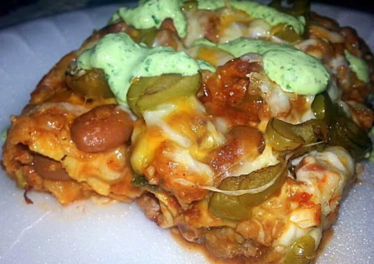 Mexican Lasagna`