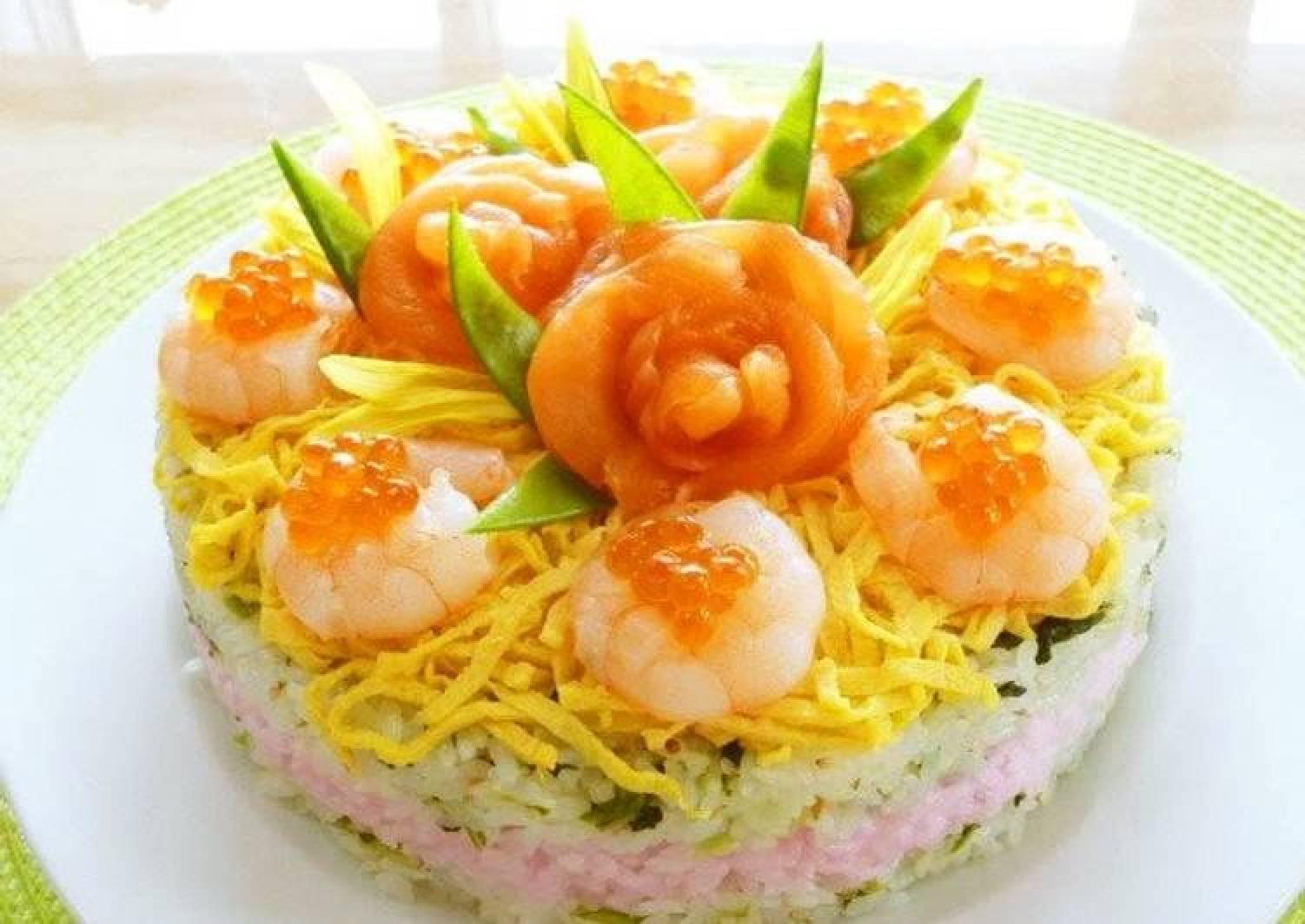 Sushi Cake #2
