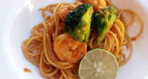 Spicy Spaghetti / Sambal Spaghetti
