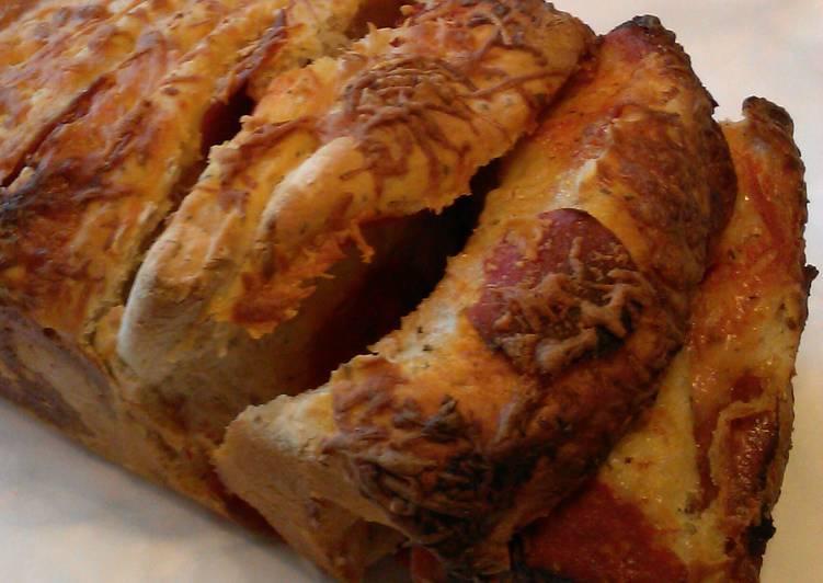 Pizza Pull - Apart Bread
