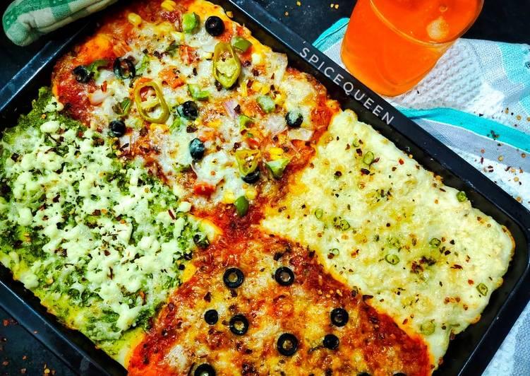 4 in 1 Pizza