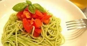 Spaghetti Genovese