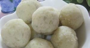 Sweet Potato Balls with Okara