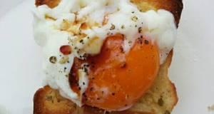Soft Boiled Egg / Diet Breakfast