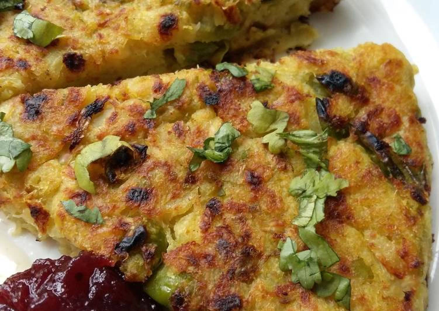Vickys Spiced Parsnip Bubble & Squeak GF DF EF SF NF