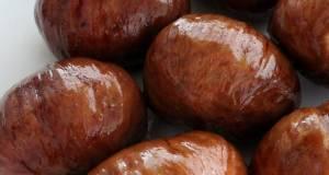 Chestnuts Simmered in Japanese Sake