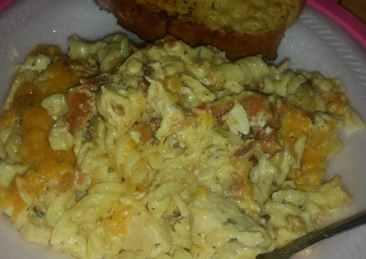 Chicken Bacon Ranch Pasta, Discover The Facts On Superfoods