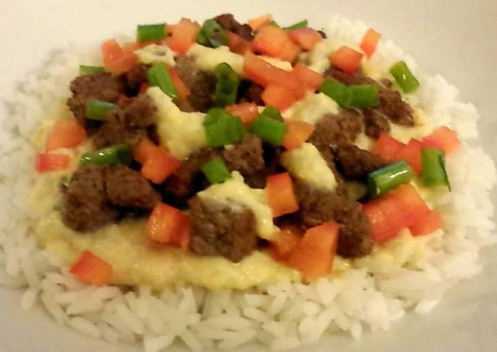 Mango-Habeñero Beef