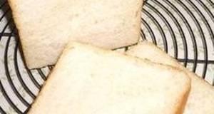 Basic Square Bread Loaf