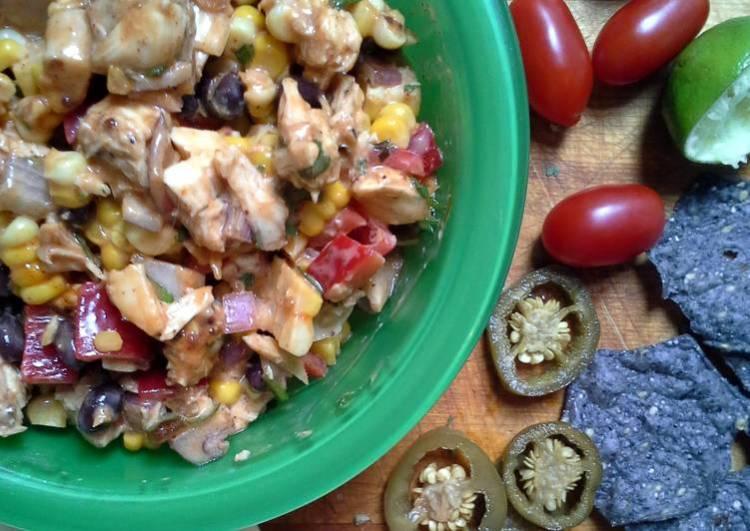 Summer BBQ Salad