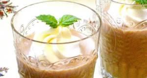 Royal Milk Tea Kabocha Squash Pudding