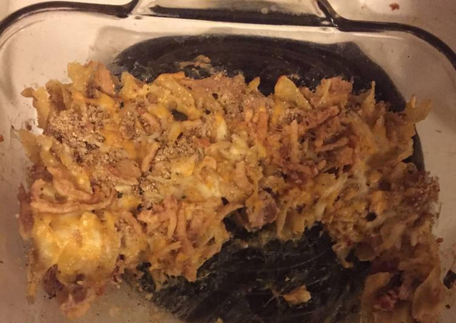 Chicken Cheesy Casserole