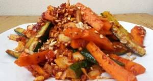 Vegetarian Prickle Salad / Acar Acar