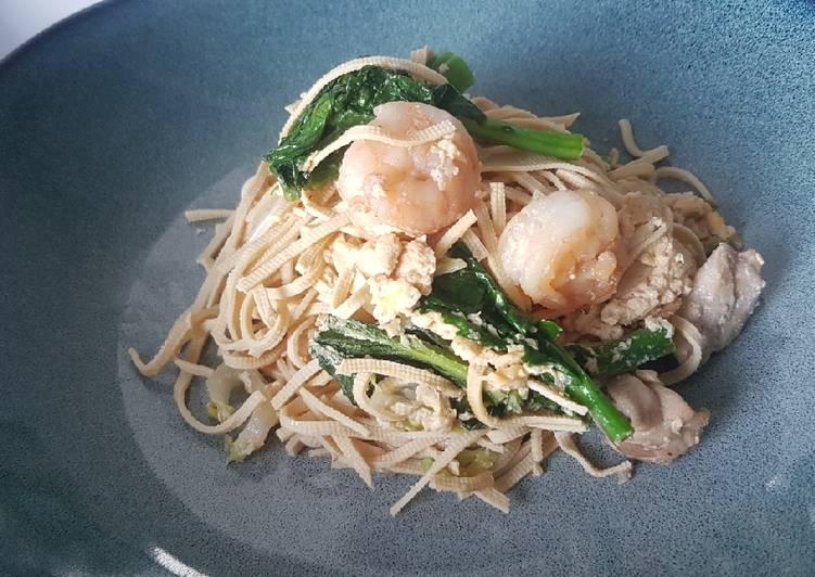 Saute Soy Noodle