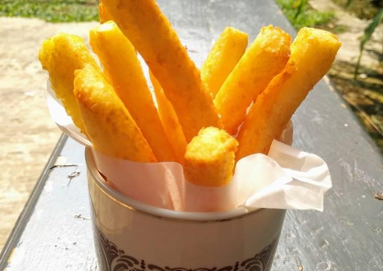 Potato Cheese Stick