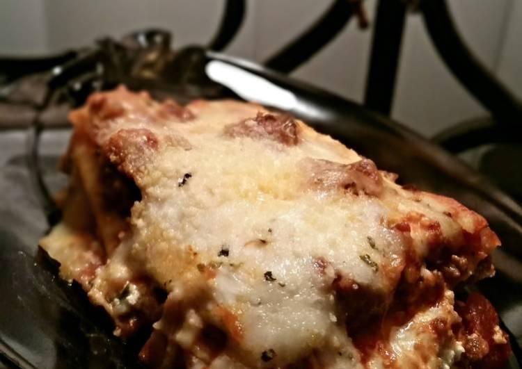 Nessa's Lasagna