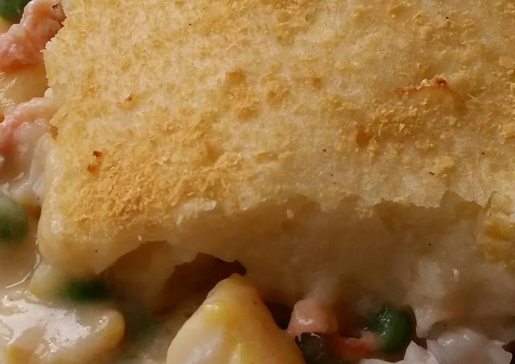 Vickys Ocean Fish Pie GF DF EF SF NF