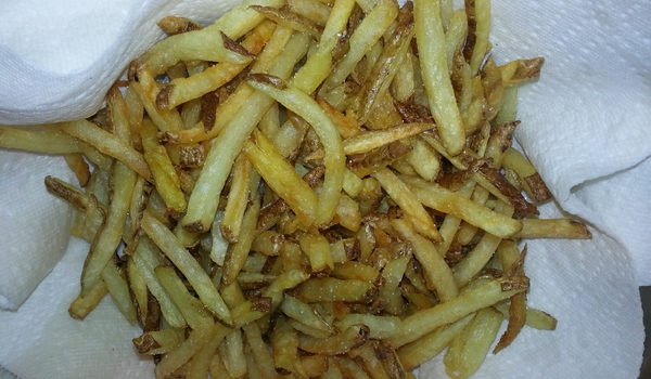 Best ever French Fries!