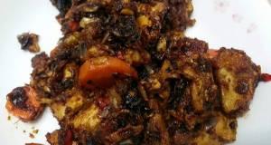 Leftover Chicken Stir Fry