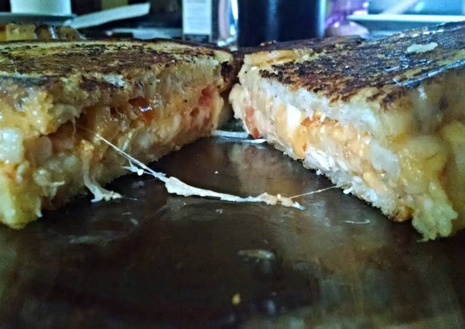 Grilled Cheese Madness