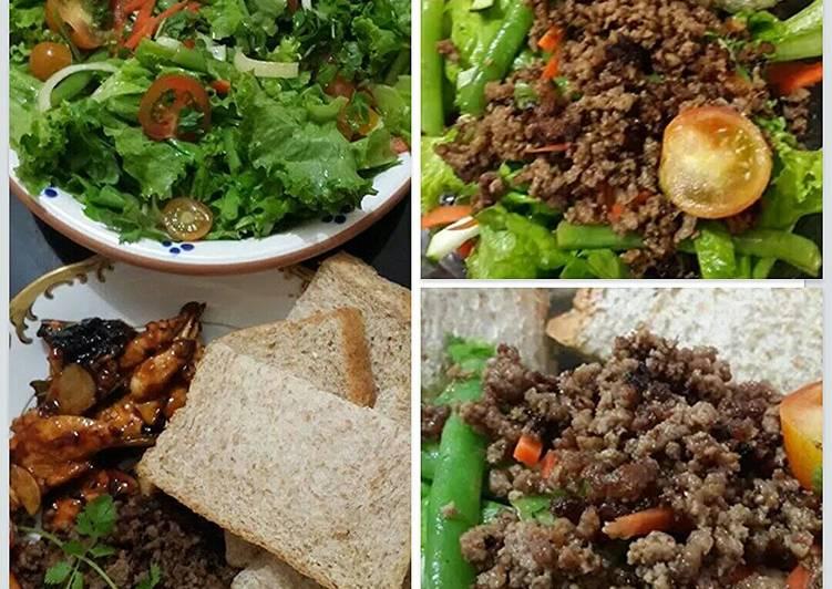 Healthy Hacks - All Natural Thai Salad