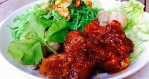 Kanyas Roasted Pork Noodles