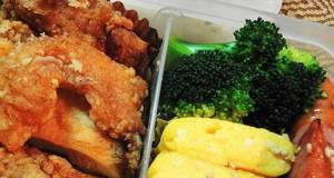For Bento Salt-Boiled Broccoli