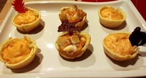 Sweet potato cheese bites/ savory or sweet