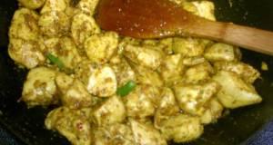 chicken karahi fry