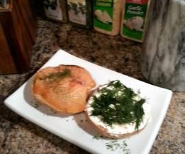 Recipe: Perfect Wheat Bagel & Lox
