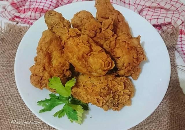 Ayam Goreng Tepung aka KFC