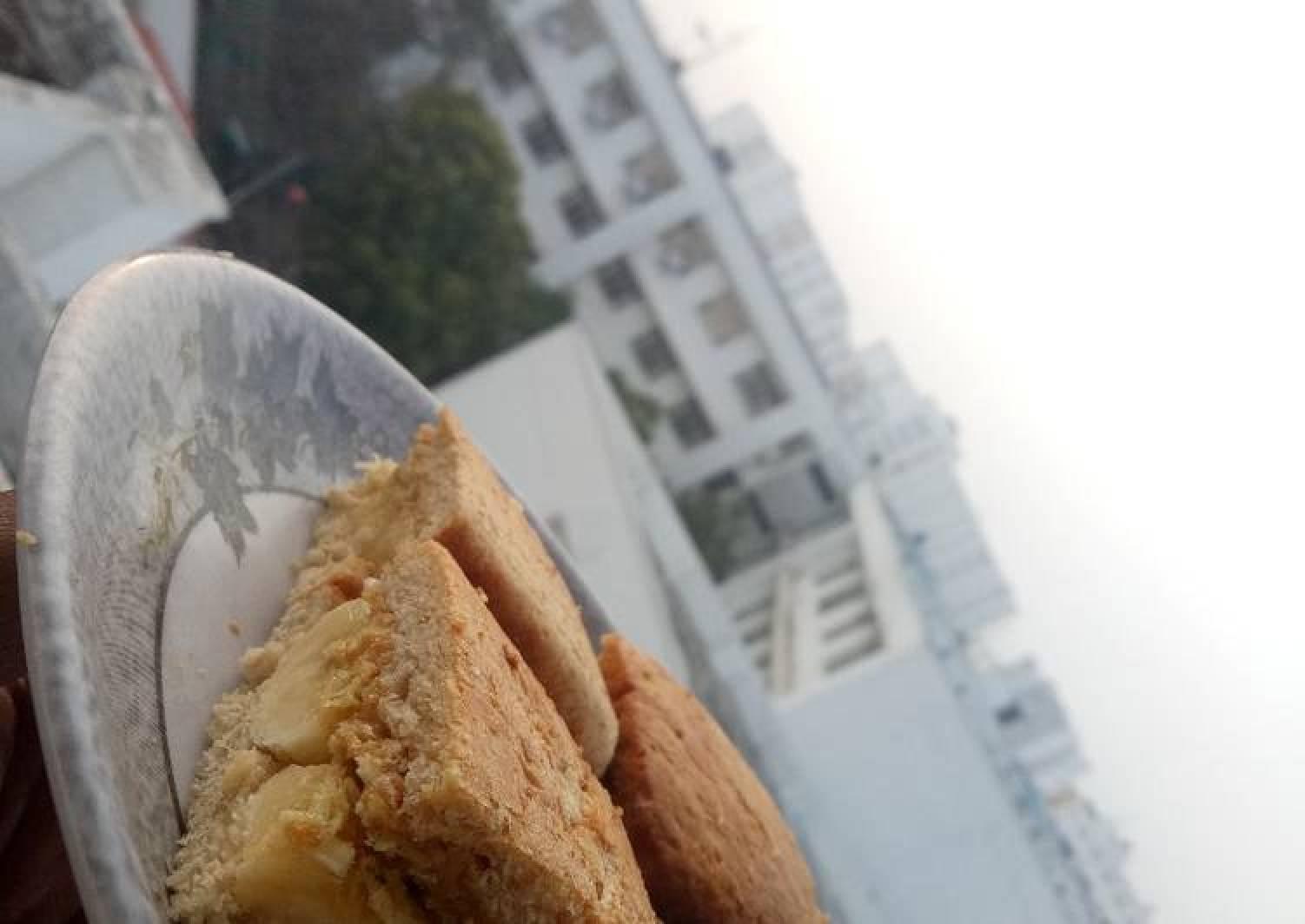 Protien sandwich