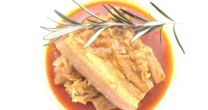 Pork Belly Curry With Rosemary