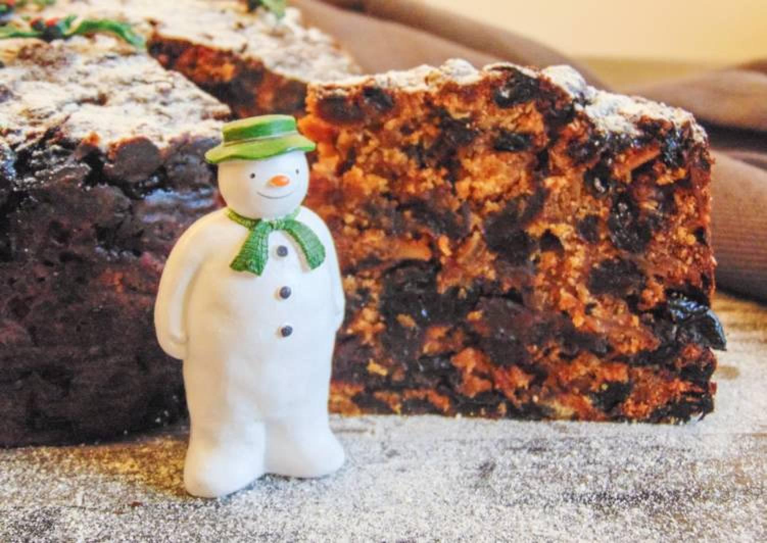 Christmas Cake (no added sugar)