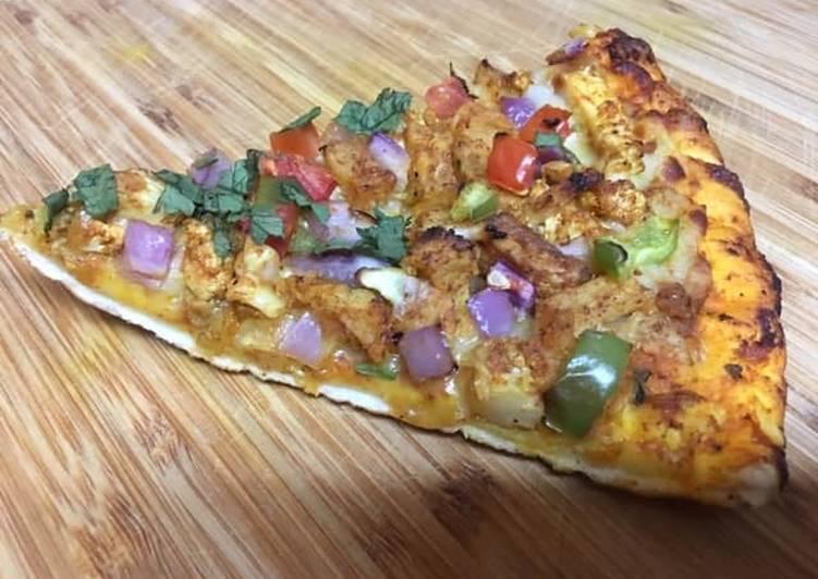 Potato Onion Pizza Minute Pizza