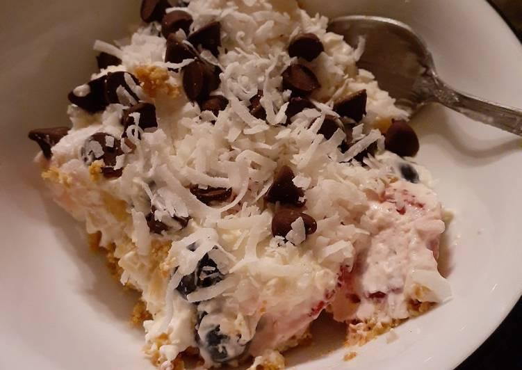Creamy Fruit Pie
