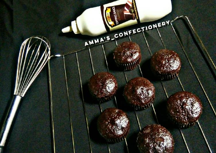Recipe of Homemade Chocolate Cupcake ll