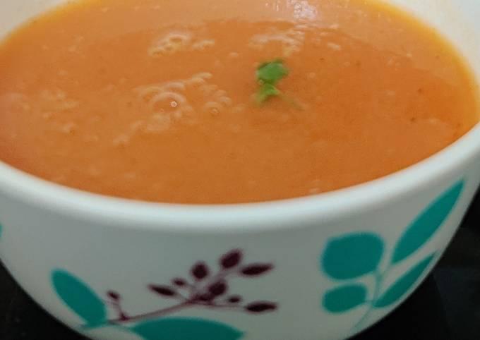 Simple Way to Make Award-winning Tomato Soup