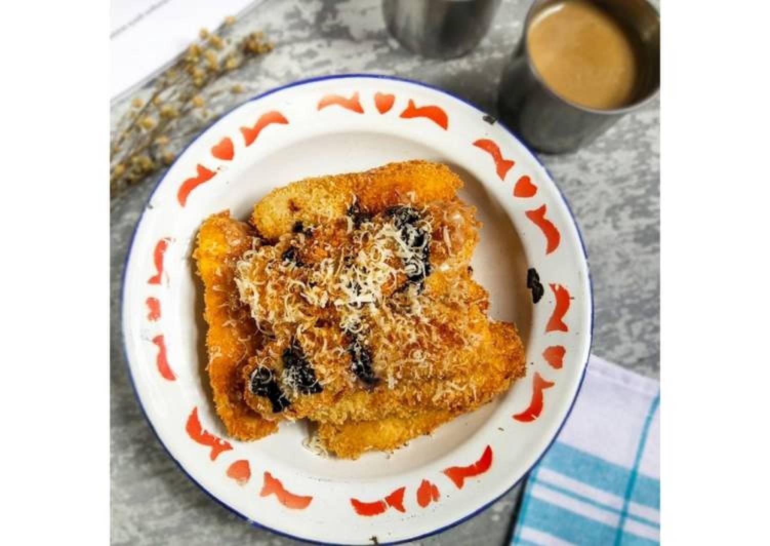 Recipe Of Any Night Of The Week Pisang Goreng Krispi Best Recipes