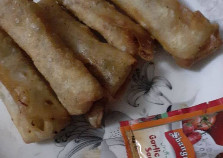 Chinese roll