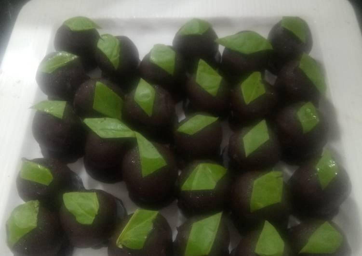 Chocolate Paan Balls