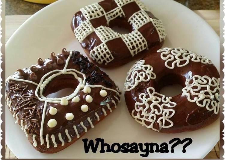 Whosaynas Nutella Donuts